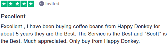 Image displaying a coffee comment